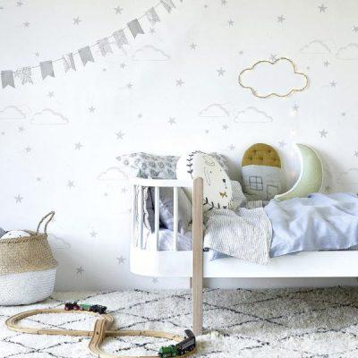 Covetable: Hibou Home Starry Sky wallpaper