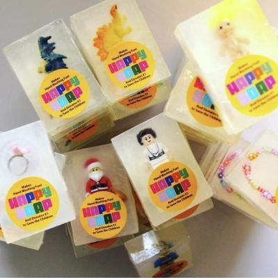 Happy Toy Soap