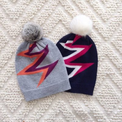 Covetable: Lala & Pom beanies