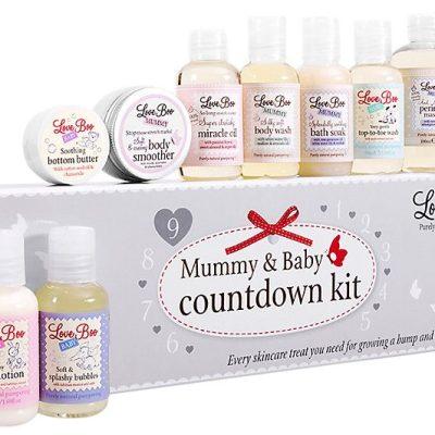 Love Boo Mummy & Baby Countdown Kit