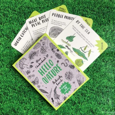 Hello Nature cards
