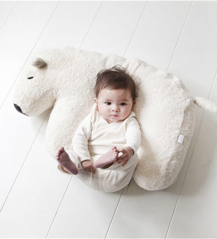 Covetable Nanami Polar Bear Feeding Pillow