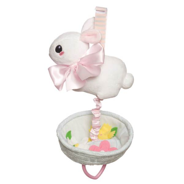 bunny lullaby toy