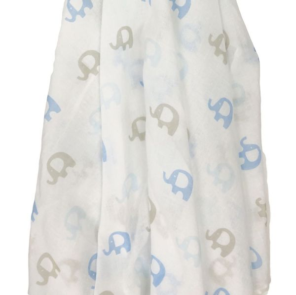 blue and grey muslin wrap 1