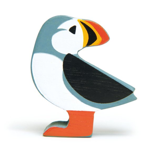puffin tenderleaf toys coastal creatures