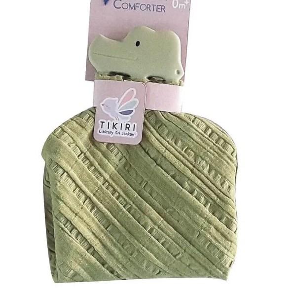 crocodile baby comforter