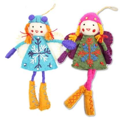 snow fairies himalayan journey