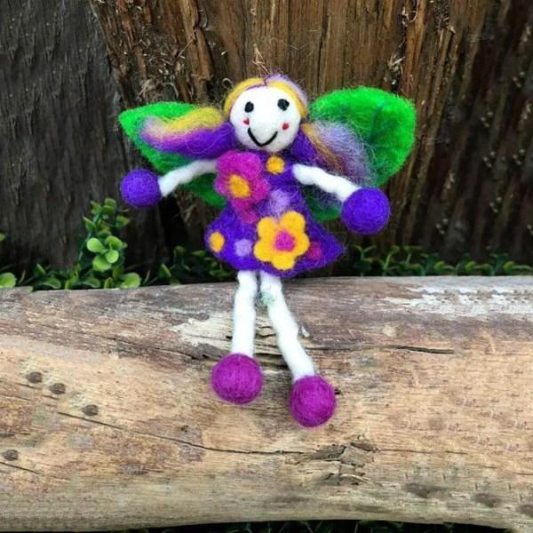 wonder fairy purple
