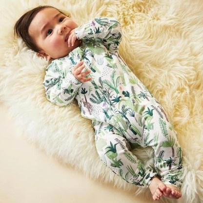 sleep suit fern gully zip suit