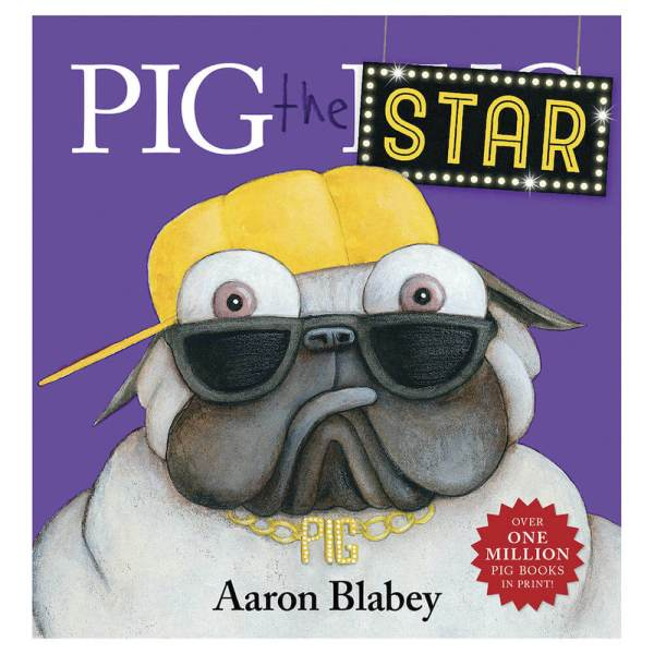 pig the star book cover