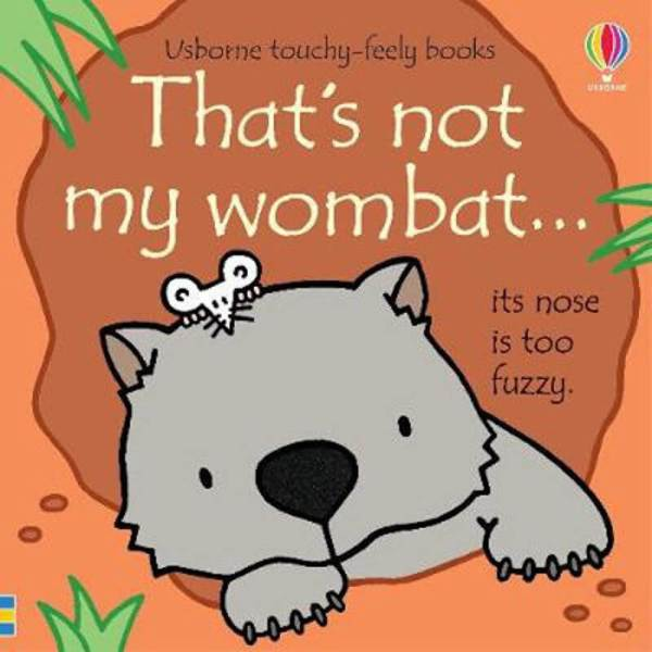 thats not my wombat coer