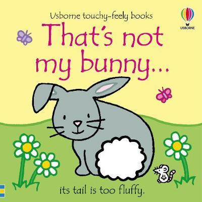 thats's not my bunny book cover