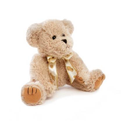 william the brown jointed teddy bear