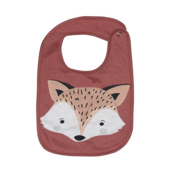 fox face bib mister fly