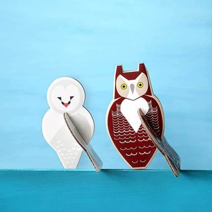 owls studio roof pop out cards