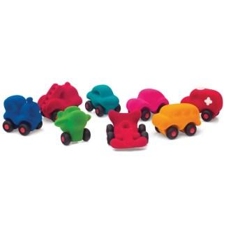 mix micro vehicles rubbabu