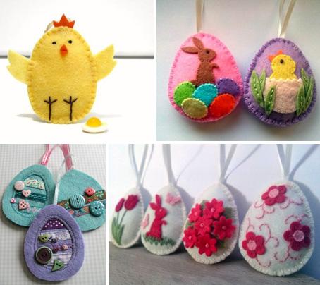 Decorazioni Di Pasqua Le Uova Età Scolare Bambinopoli