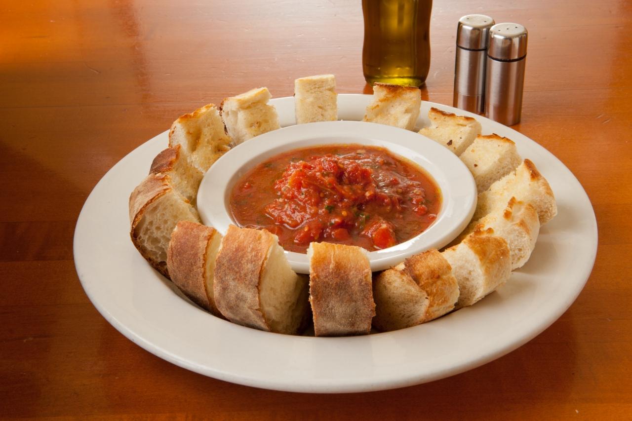 Bambinos Bruschetta - Springfield Restaurants