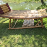 Bamboo Furniture at Chiangmai Life Construction | CLC | CLA