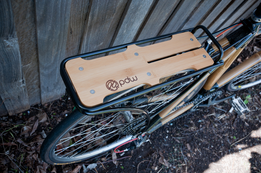Portland Design Works Bamboo rack