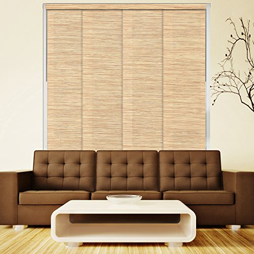 Chicology Deluxe Adjustable Sliding Panels Cut To Length