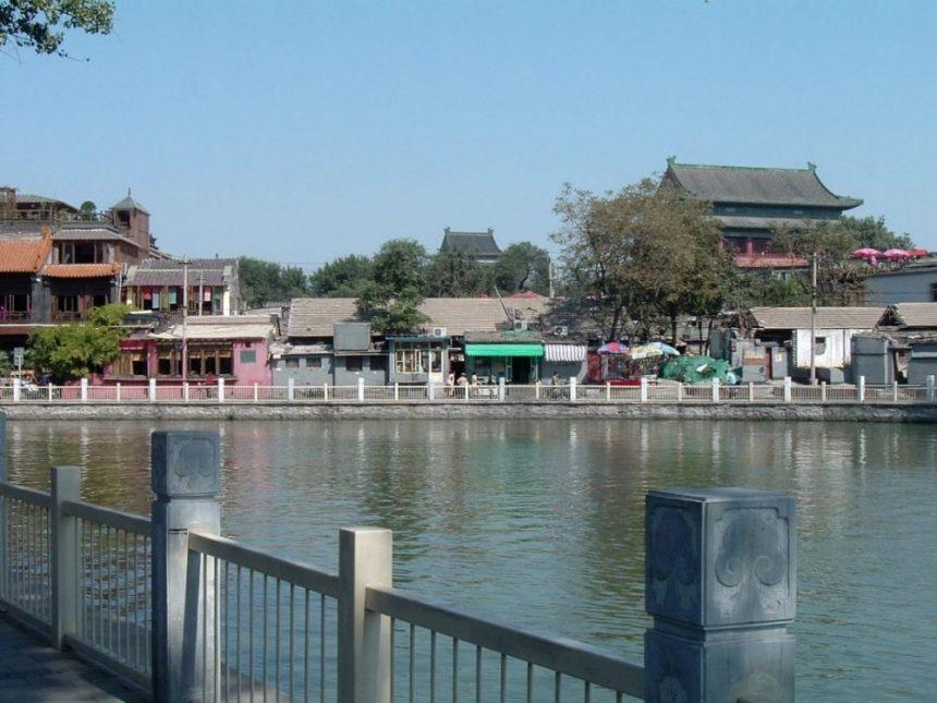 Peking: Trommel- und Glockenturm