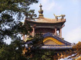 Tibetischer Tempel in der Verbotenen Stadt