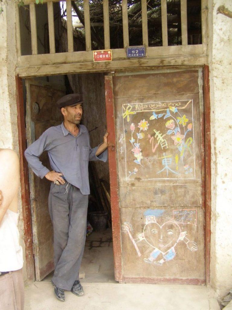 Türen in Kucha