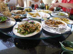 Hainan Mittagessen