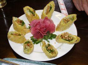 Genuss pur Kunming Essen wie eine Blume