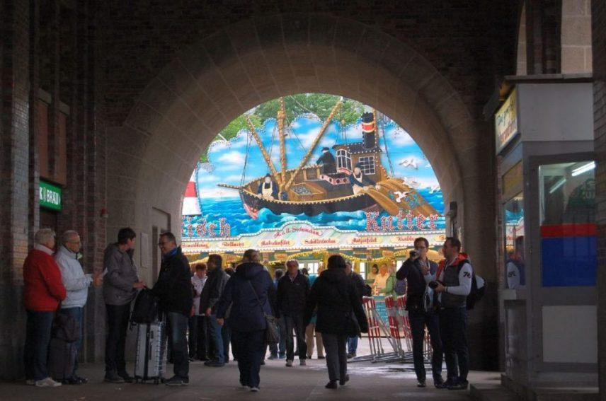 Hafengeburtstag 2014 Menschen