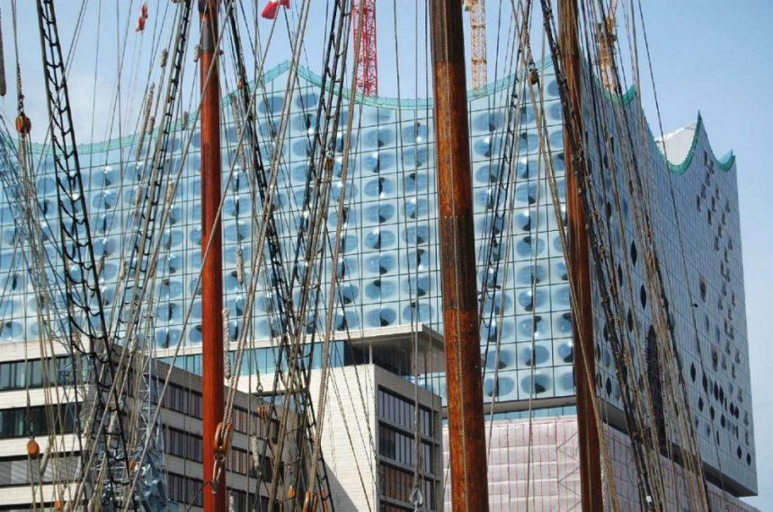 Hamburg Elbphilharmonie Mai 2014