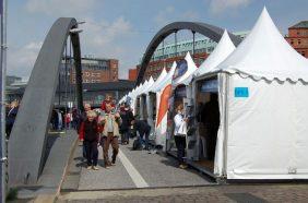 Hamburg Hafengeburtstag Buden