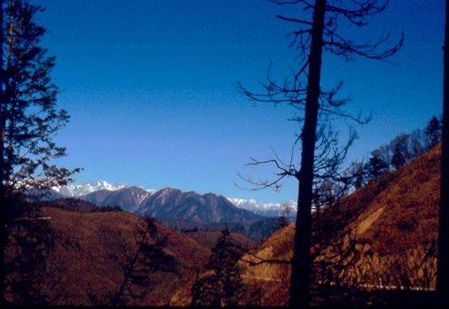 Unterwegs nach Jiuzhaigou