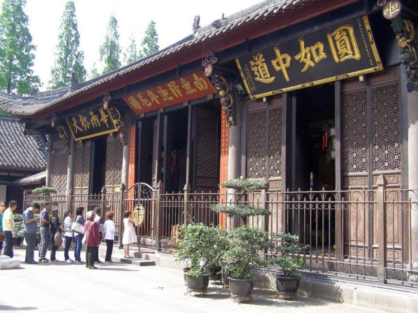 Wenshu Tempel, Chengdu: Top Sehenswürdigkeit
