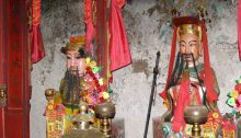 Sai Kung Tempel
