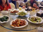 Gemeinsam Chinesisch essen