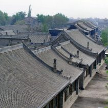 Blick von der Stadtmauer