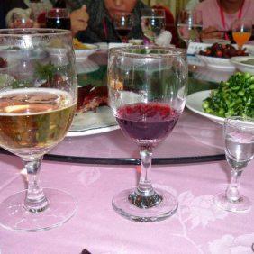Bier - Wein - Schnaps