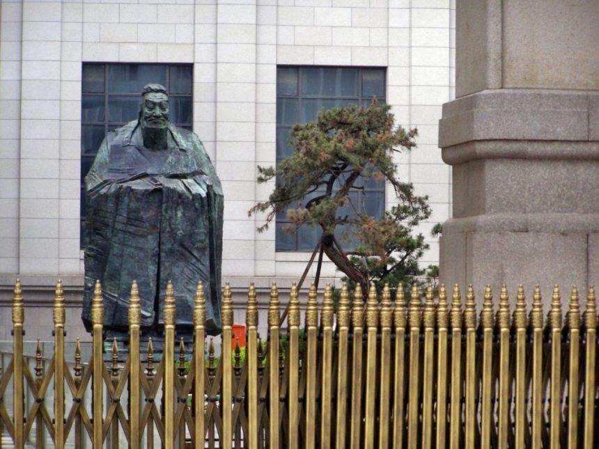 von alten und neuen Zeiten - Konfuzius