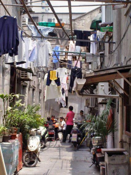 Shanghai - China-Reise 2011