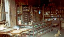 Traditionelle Apotheke in Südchina