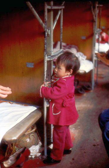 Durch China mit dem Zug