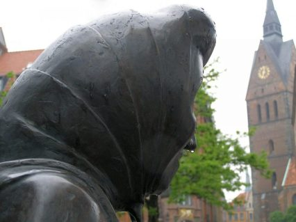 Denkmal: Schaumburger Marktfrau