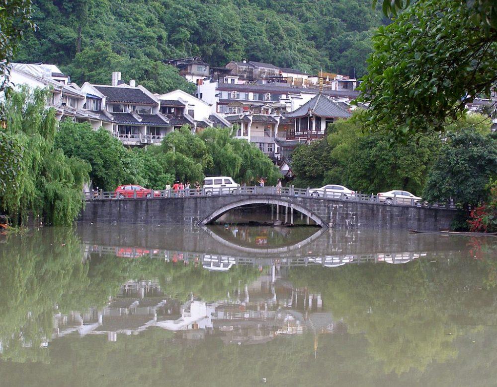 Yangshuo 2011 Südchina 1991