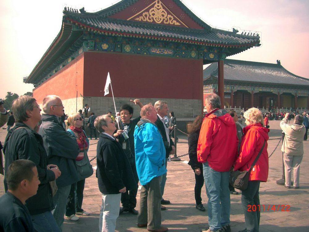 3 Tage Peking, wann kann ich wieder nach China reisen