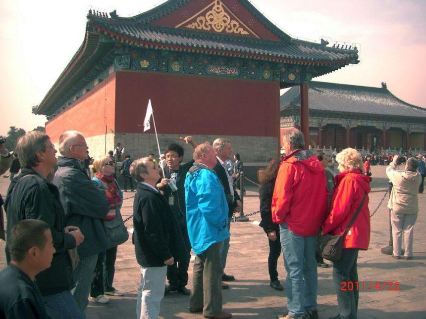 3 Tage Peking