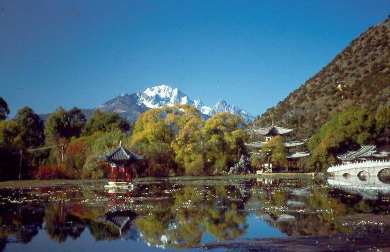 Lijiang Teich