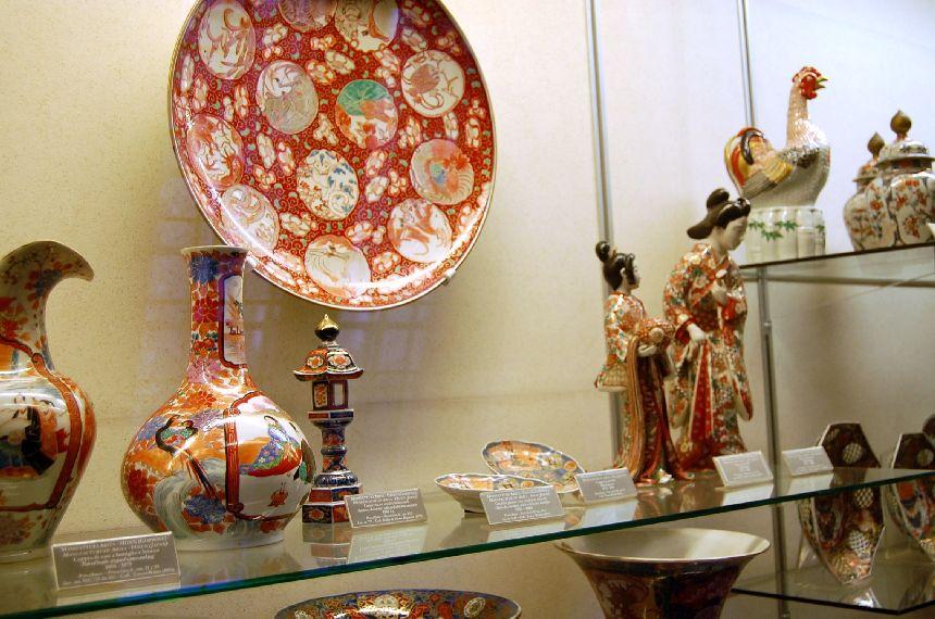 Rom chinesisches Porzellan