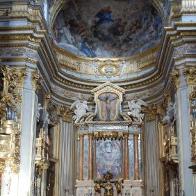 Neue Kirche in Rom 2015